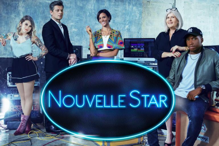 """Le jury de """"Nouvelle star"""" 2017"""