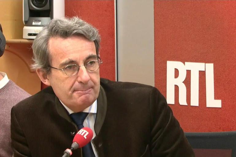 Jean-Christophe Fromantin, président du Comité Expofrance 2025, sur RTL le 15 novembre 2017