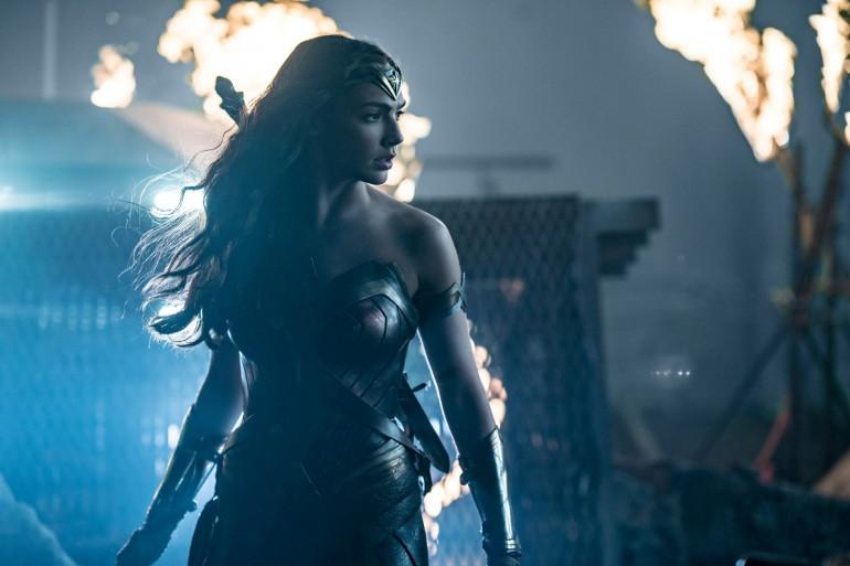 """Wonder Woman est l'une des héroïnes de """"Justice League"""""""