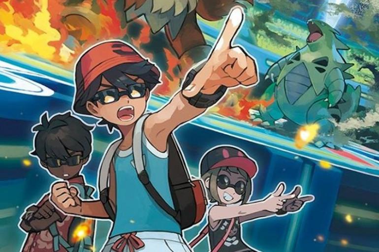 """""""Pokémon Ultra-Soleil et Ultra-Lune"""" arrive sur consoles le 17 novembre"""