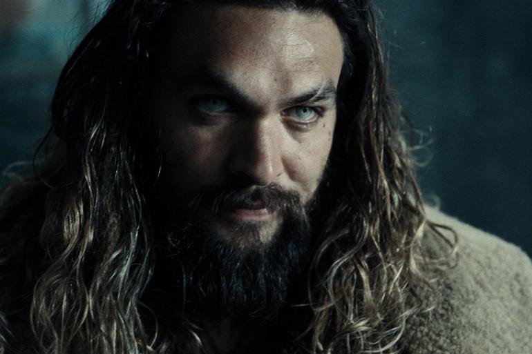 """Jason Momoa est Aquaman dans """"Justice League"""""""