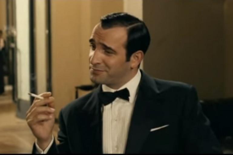 Jean Dujardin dans OSS 177 Le Caire nid d'espions