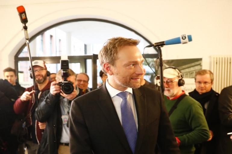Qui est Christian Lindner, l'homme qui a plongé l'Allemagne dans la crise