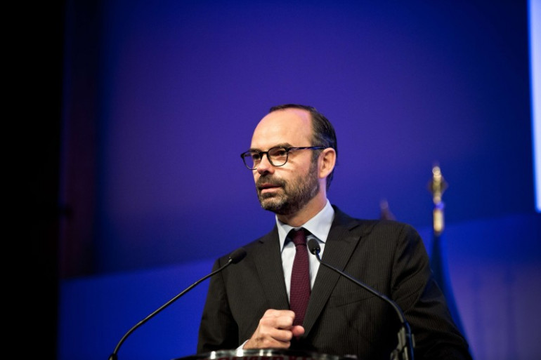 Édouard Philippe, le 20 juillet 2017
