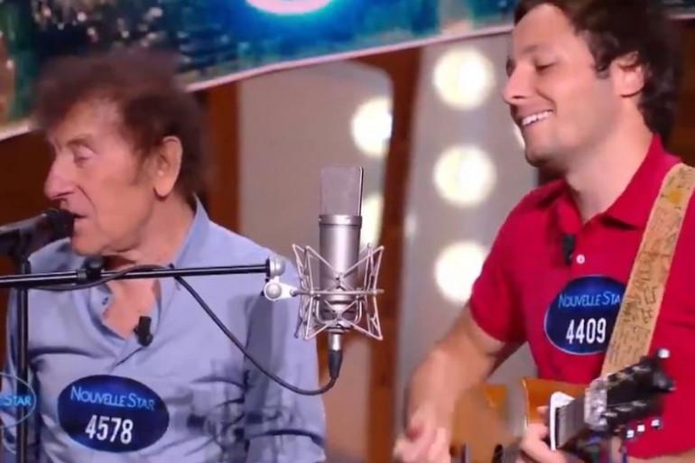 """Alain Souchon et Vianney dans """"Nouvelle Star"""""""