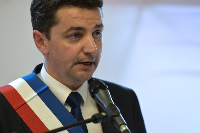 Gaël Perdriau, maire Les Républicains de Saint-Étienne
