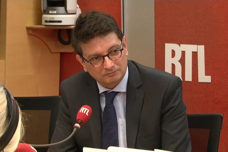 Michel Ruimy, professeur d'économie à Sciences-Po et à l'ESCP Europe, sur RTL le 23 novembre 2017