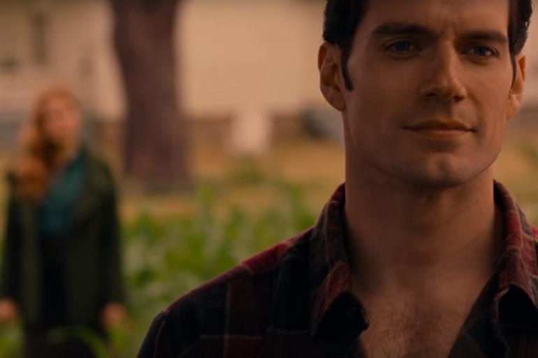 """Superman dans le dernier trailer de """"Justice League"""""""