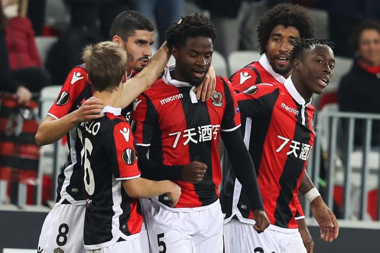 Nice se qualifie pour les 16e de finale de l'Europa League, en battant 3-1 les Belges de Zulke-Waregem