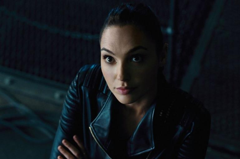 """Gal Gadot incarne Wonder Woman dans """"Justice League"""""""