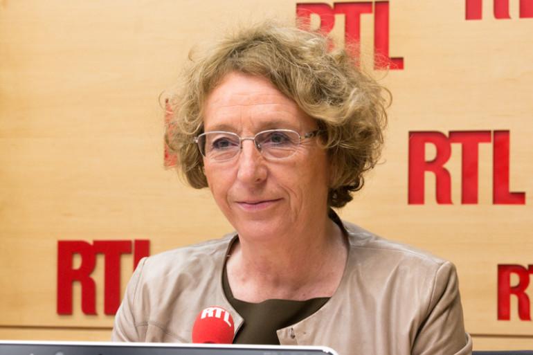 Muriel Pénicaud était l'invitée de la matinale de RTL le 29 novembre 2017