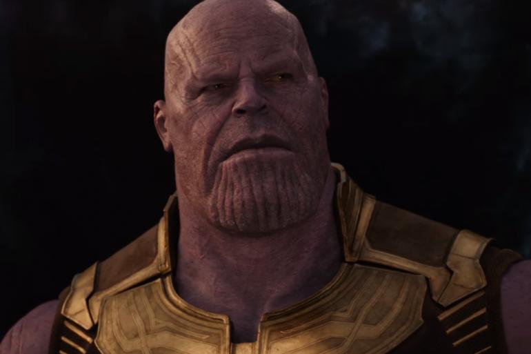 """Thanos dans la bande-annonce d'""""Avengers : Infinity War"""""""