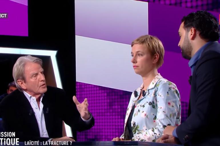 """Bernard Kouchner, Clémentine Autain et Yassine Belattar, invités de """"L'Émission politique"""""""
