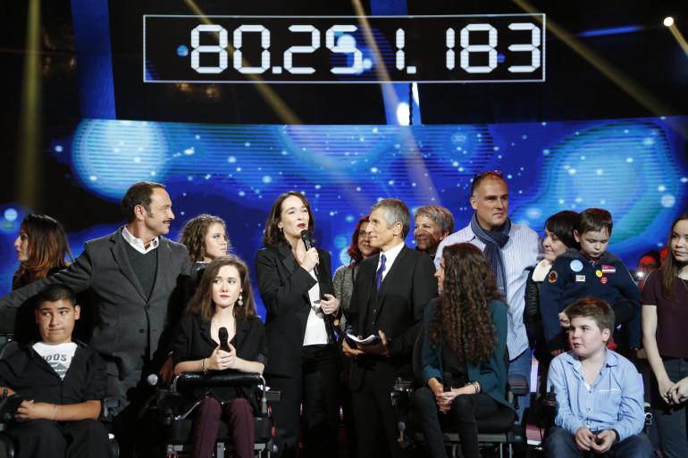 Plus de 80 millions d'euros avaient été récoltés pour l'édition 2015 du Téléthon