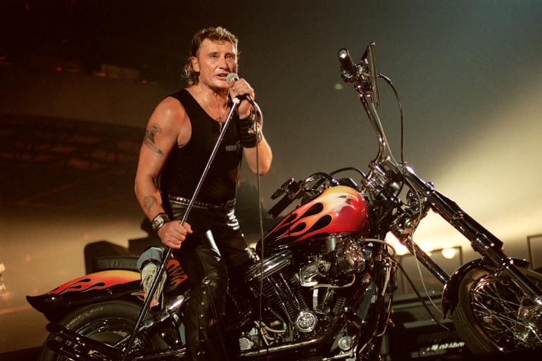 Stéphane Sahakian, président du Harley Owners Group