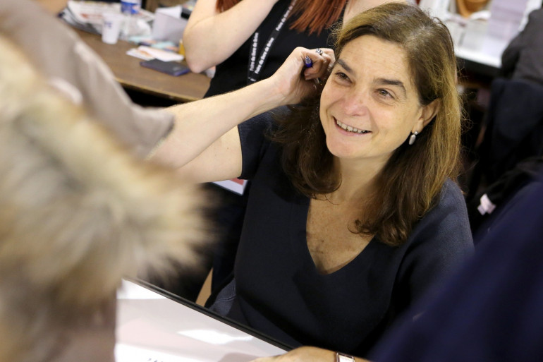 Héloïse d'Ormesson, le 7 novembre 2014 à Paris