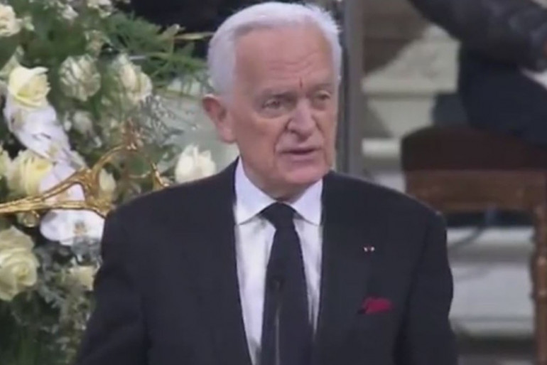 Philippe Labro rend hommage à Johnny Hallyday