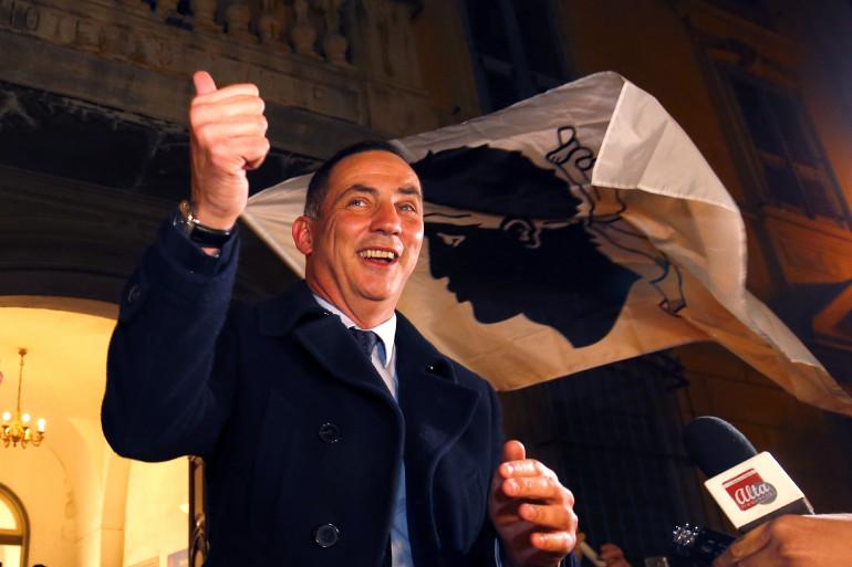 La liste nationaliste Pè a Corsica de Gilles Siméoni a recueilli 56,5% des voix aux élections territoriales corses.