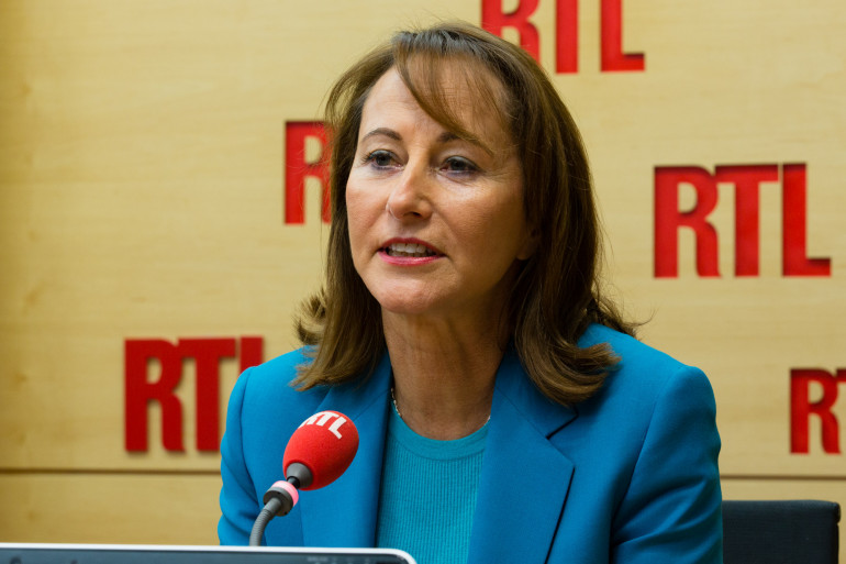 Ségolène Royal était l'invitée de RTL le 12 décembre 2017