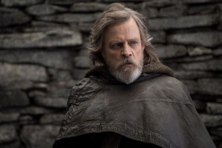 """Luke Skywalker dans """"Star Wars 8"""""""