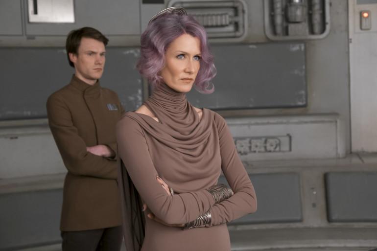 """Laura Dern dans """"Star Wars 8"""""""