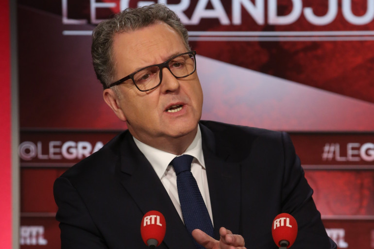 """Richard Ferrand dans """"Le Grand Jury"""" le 17 décembre 2017 ccc"""