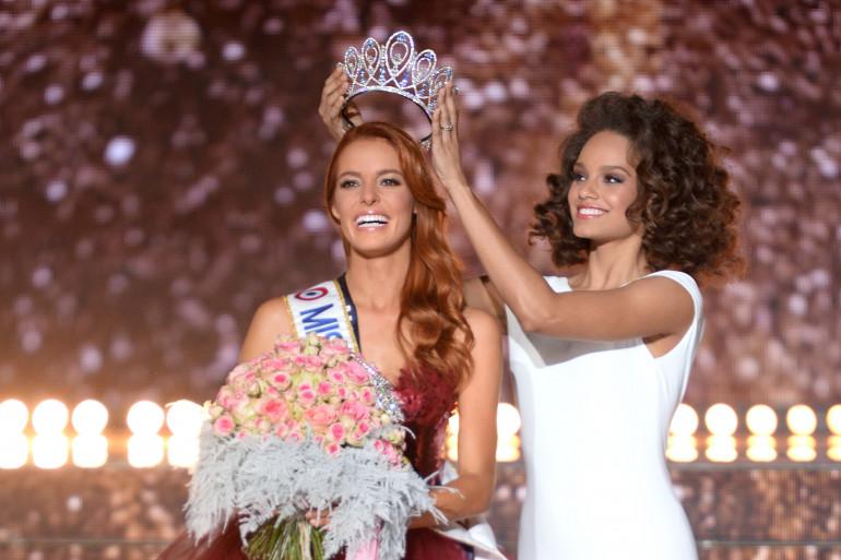 Maëva Coucke, Miss Nord-Pas-De-Calais a été élue Miss France 2018.