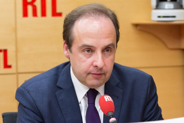 Jean-Christophe Lagarde était l'invité de la matinale de RTL le 19 décembre 2017