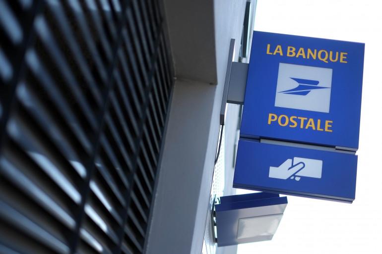 Banque Postale, le 10 septembre 2014, à Carquefou. (archives)