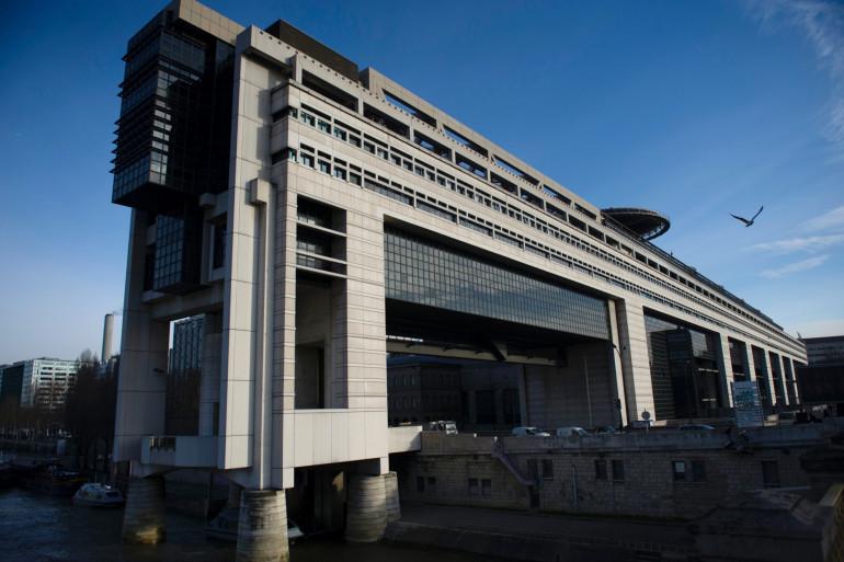 """Le ministère de l'Économie et des Finances, communément appelé """"Bercy"""", le 15 mars 2013"""