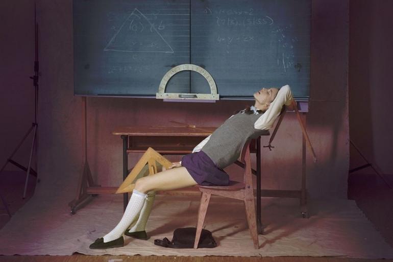 """Stacy Martin dans """"Nymphomaniac"""" de Lars Von Trier"""