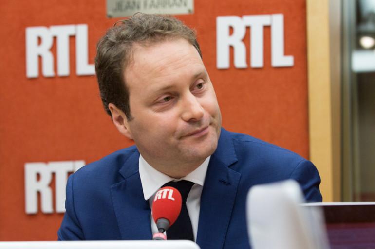 Sylvain Maillard était l'invité de RTL du 27 décembre 2017