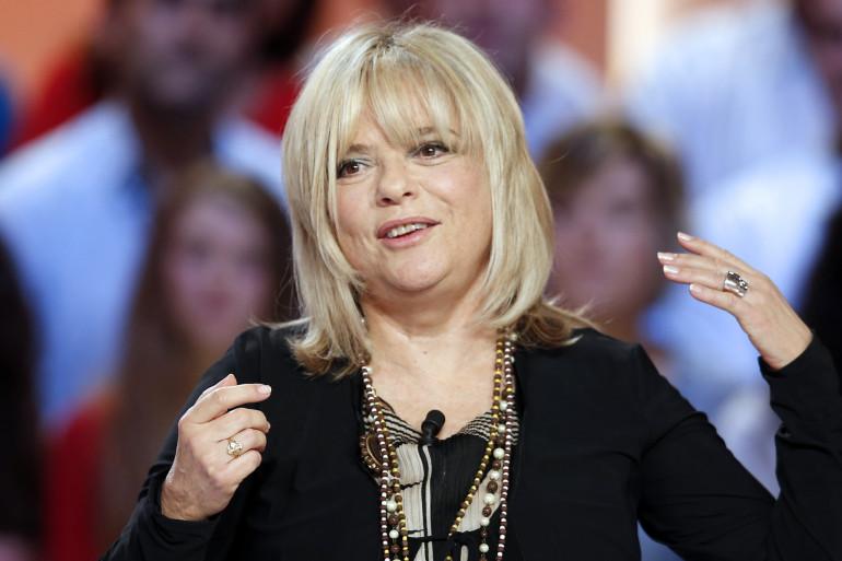 """France Gall sur le plateau du """"Grand Journal"""" de Canal+, le 30 octobre 2012"""