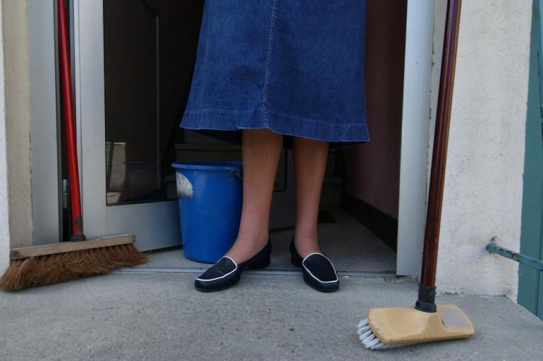 Les femmes de ménage de l'hôtel Ibis Paris XVIIe étaient en grève depuis deux ans.