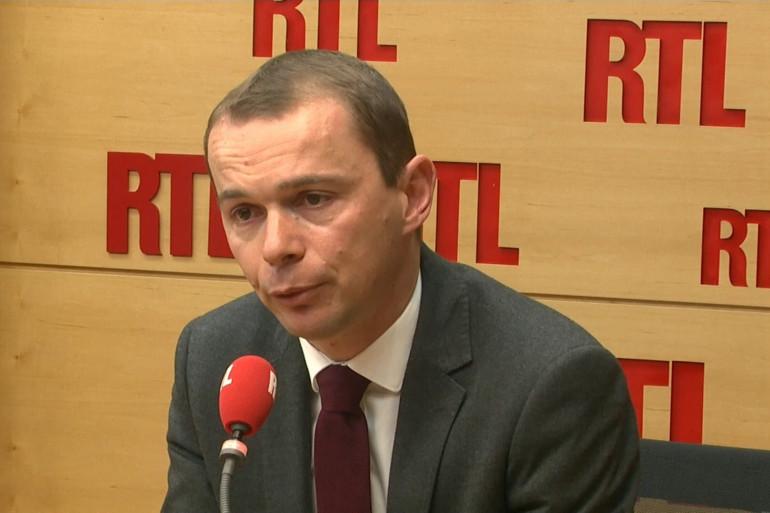 Olivier Dussopt invité de RTL