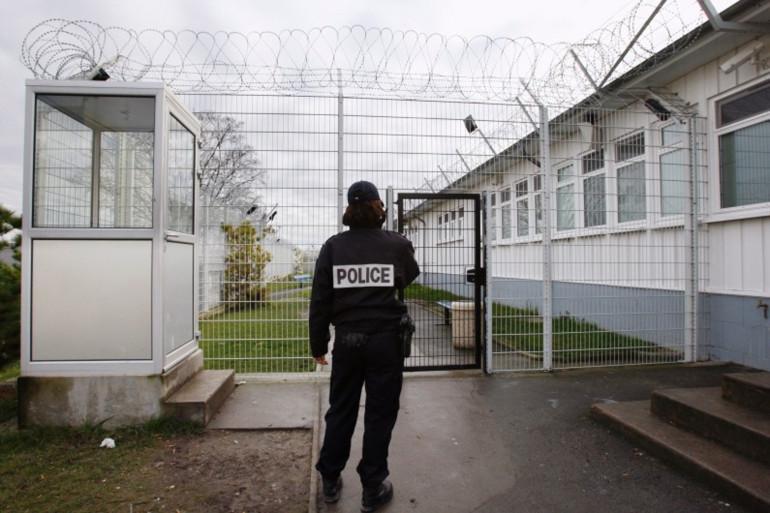 Le Centre de rétention administrative de Vincennes (illustration).