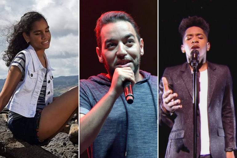 """Jane Constance, Nassi et Lisandro Cuxi participeront à """"Destination Eurovision"""""""