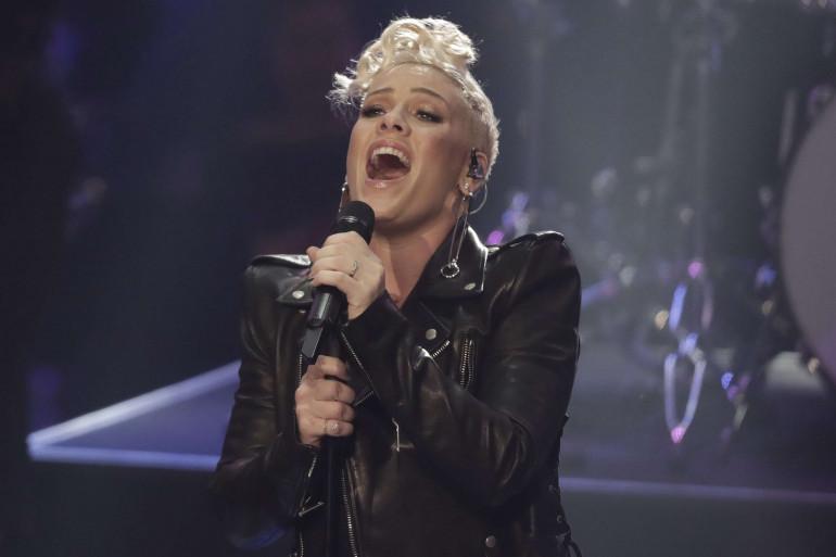 La chanteuse Pink chantera l'hymne américain au Super Bowl 2018