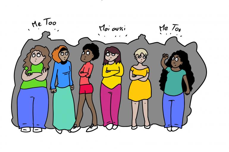 """La dessinatrice Emma répond à la tribune """"anti #MeToo"""" publiée sur """"Le Monde"""""""