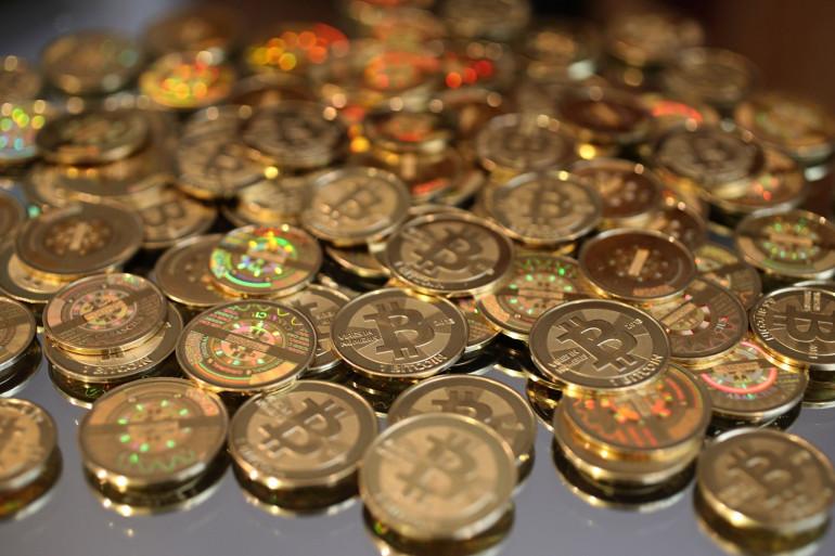 Des bitcoins forgés par un ingénieur américain, le 26 avril 2013 dans l'Utah