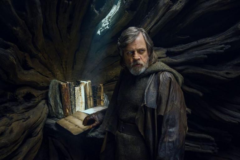 Luke Skywalker est incarné par Mark Hamill depuis 40 ans