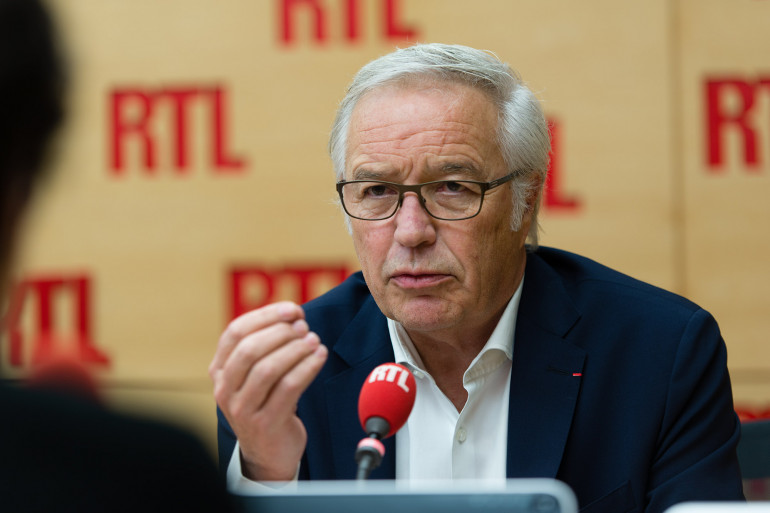 François Rebsamen, invité de RTL le 16 janvier 2018