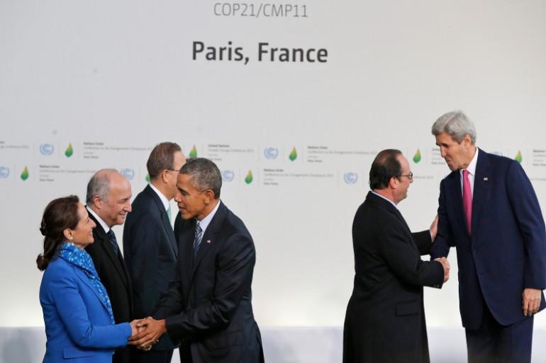 La COP 21 a accouché de l'accord de Paris sur le climat en décembre 2015