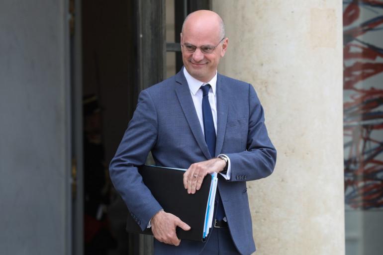Jean-Michel Blanquer, ministre de l'Éducation nationale, le 7 mai 2019
