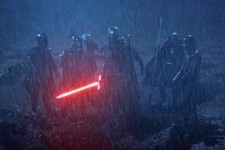 Les Chevaliers de Ren sont les anciens disciples de Luke qui ont rejoint Kylo Ren