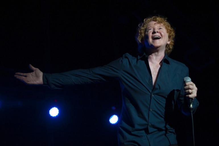Mick Hucknall en concert en 2016 à Fuengirola (Espagne)