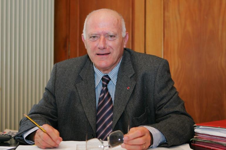 André Daguin, le 18 octobre 2006 à Paris.