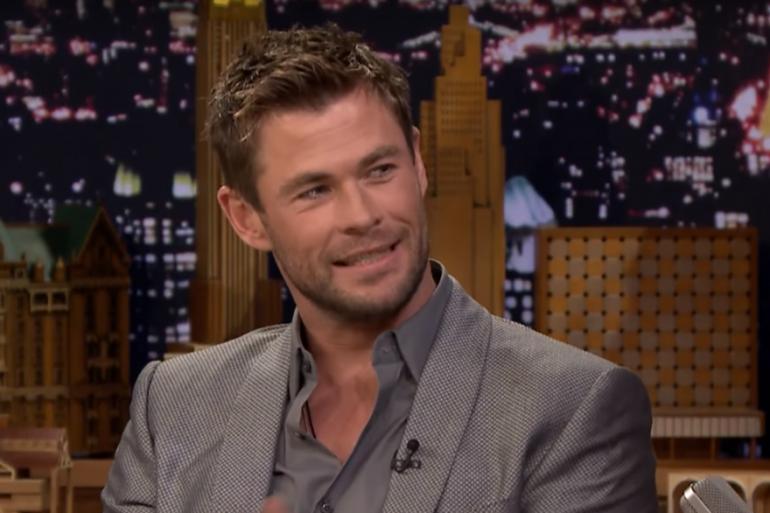 """Chris Hemsworth a confirmé une rumeur sur """"Avengers : Infinity War"""""""
