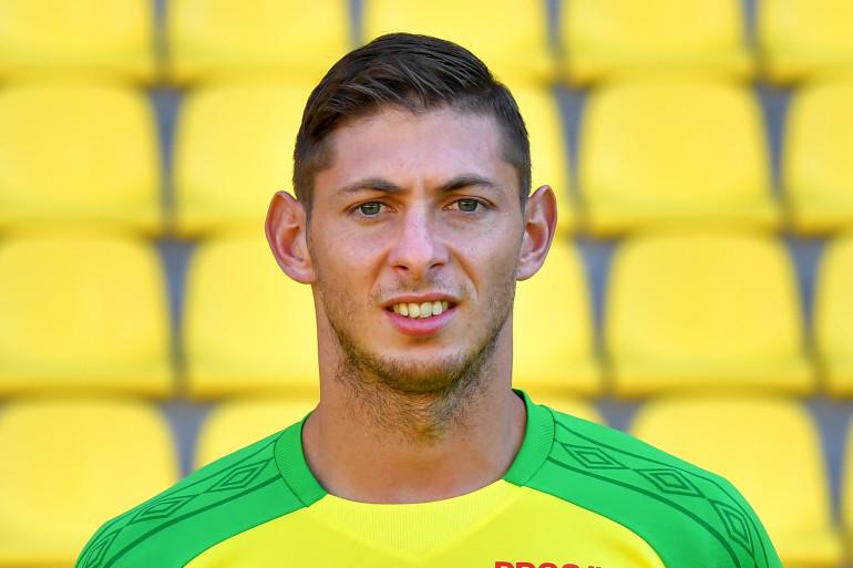 Emiliano Sala, 28 ans, attaquant italo-argentin du FC Nantes décédé dans un accident d'avion alors qu'il rejoignait Cardiff où il venait d'être transféré.