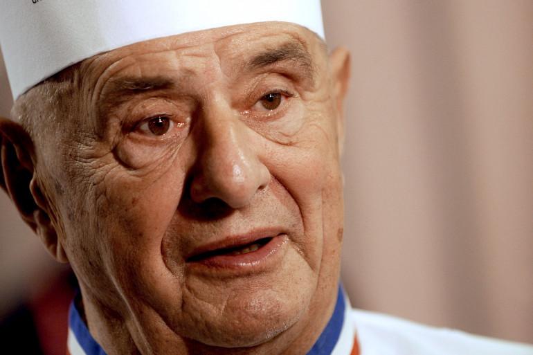 """Paul Bocuse, le """"pape de la gastronomie"""", est décédé à l'âge de 91 ans"""